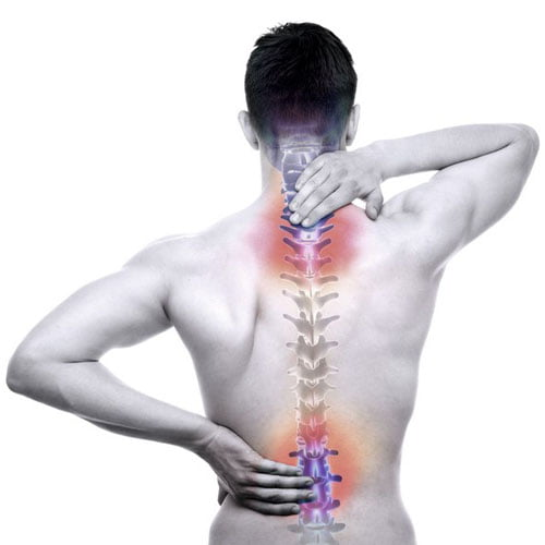 Osteopath treatment for Back Pain