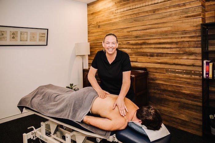 Self Massage Techniques - Yvette Croft