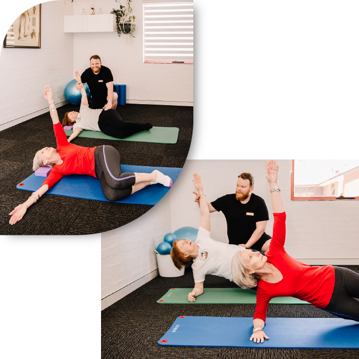 Online Pilates Classes - Pilates Braddon Canberra - Step Into Health Care