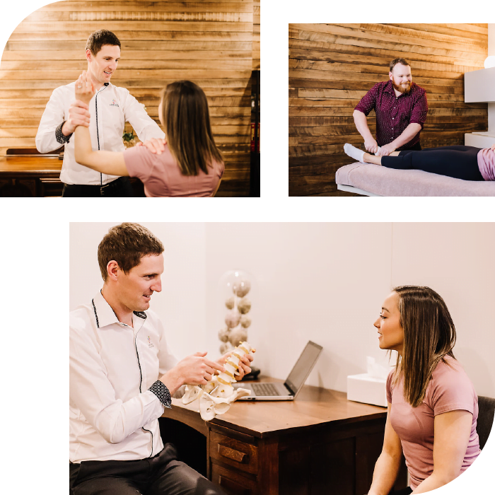 Osteopaths Braddon Canberra - What will my treatment involve