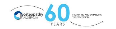 Osteopathy Australia 60 Year