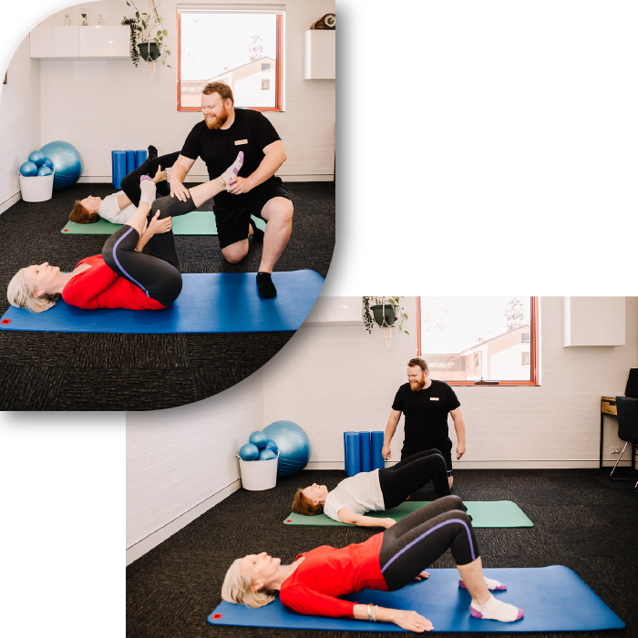 Pilates Instructor - Pilates Braddon Canberra - Step Into Health Care