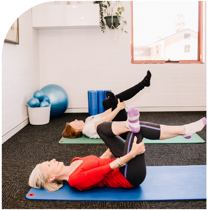 Physiotherapy Canberra - Patient Centred Care - Step Into Health Care