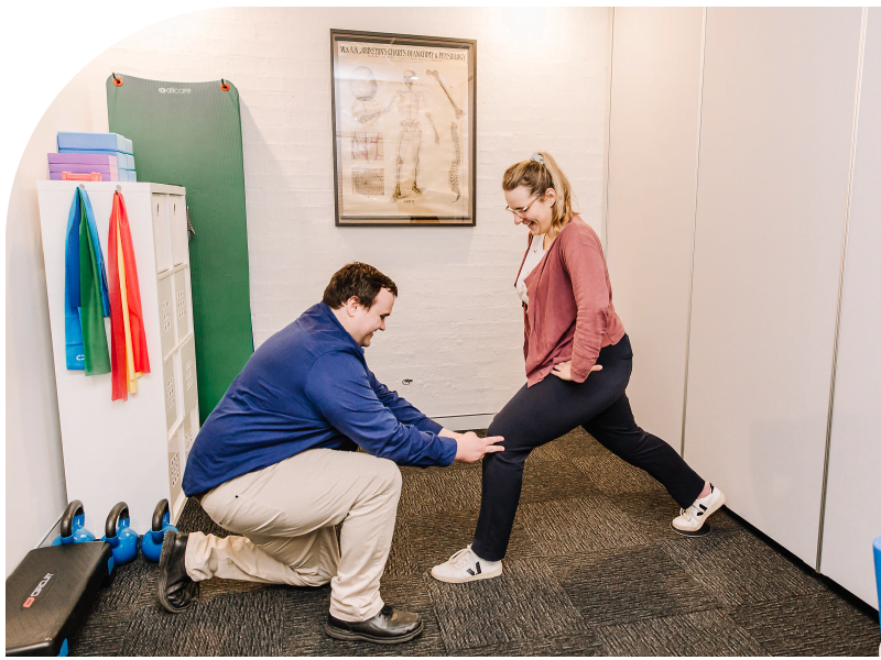Physiotherapy Canberra - How does Physiotherapy help you - Step Into Health Care